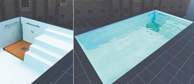 Piscine et spa le webmagazine de la piscine et du spa nouveau concept sport bien tre pour for Fournisseur piscine